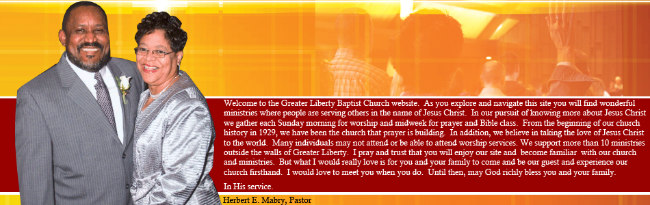 Greater Liberty Baptist